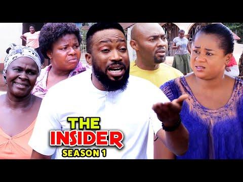 Download THE INSIDER SEASON 1 (Trending  New Movie Full HD) Fredrick Leonard  2021 Latest Nigerian New  Movie
