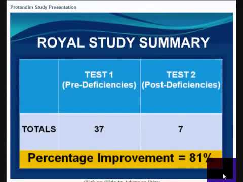 """Donny Osmond Spokesperson for Protandim on Dr Dan Royal approval of product """"The Results"""""""