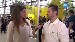 MANN Filter im Interview mit Cyndie Allemann - Thema: Innenraumfilter