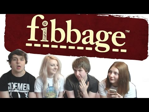 The best liar? | Fibbage with Friends!