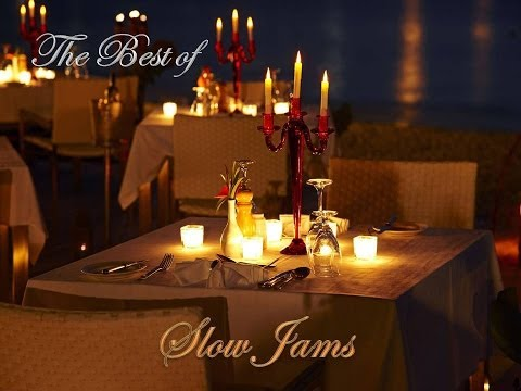 The Very Best of Slow Jams  (Part 1)