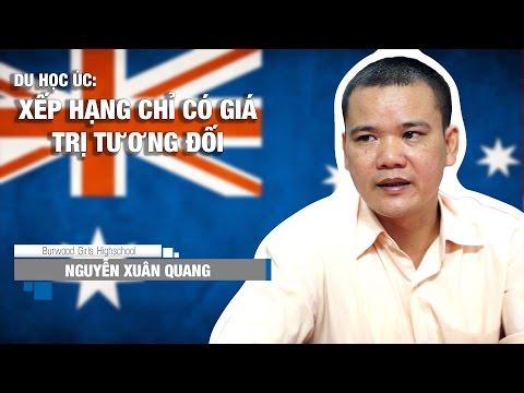 """Phụ huynh tâm sự - Anh Nguyễn Xuân Quang: """"Xếp hạng chỉ có giá trị tương đối"""""""