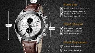 MEGİR WATCH-SAAT, aliexpress. kronometre, 3D