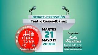 Debate-Exposición Política Casas-Ibáñez