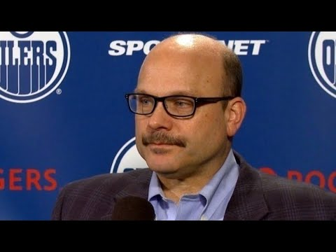 Edmonton Oilers Fire General Manger Peter Chiarelli (Breaking News)