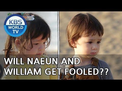 Will Naeun and William get fooled?? [The Return of Superman/2018.11.04]