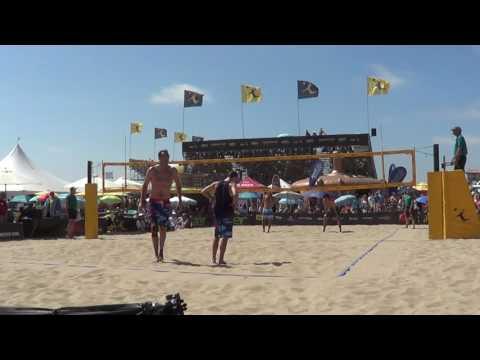 AVP: #5 Mayer/Doherty vs #8 Rogers/Slick (7/16/16)