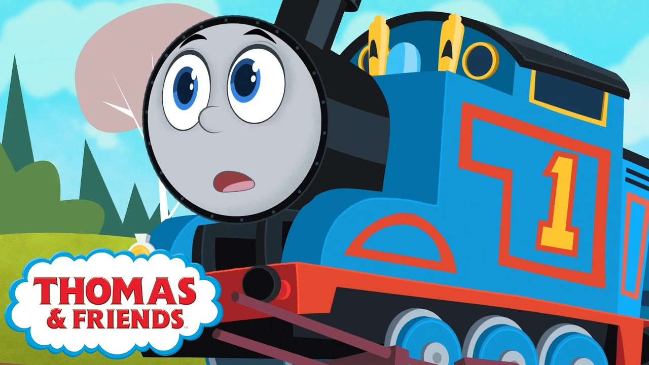 Download Thomas & Friends™ All Engines Go - Best Moments   A Thomas Promise   +more Kids Cartoons