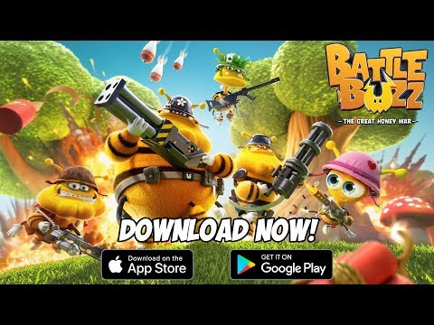 Battle Buzz: Great Honey War - Apps on Google Play