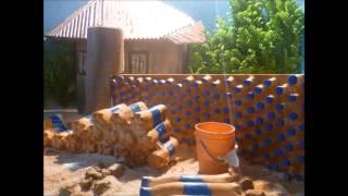 Vernacular Nigerian Architecture Bottlehouse