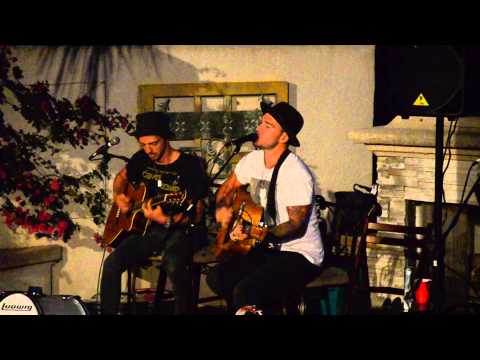 Toby Rand - Backing Away (8-8-15)