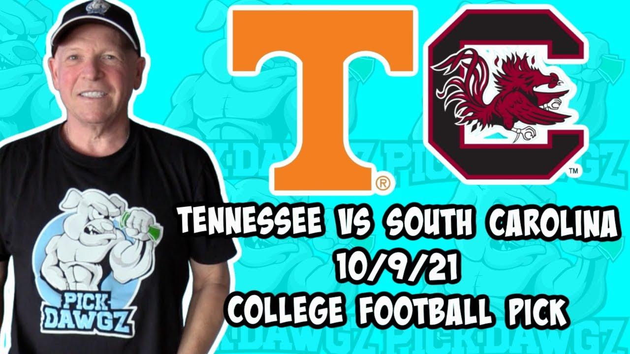 South Carolina vs. Tennessee - Game Recap - October 9, 2021 ...
