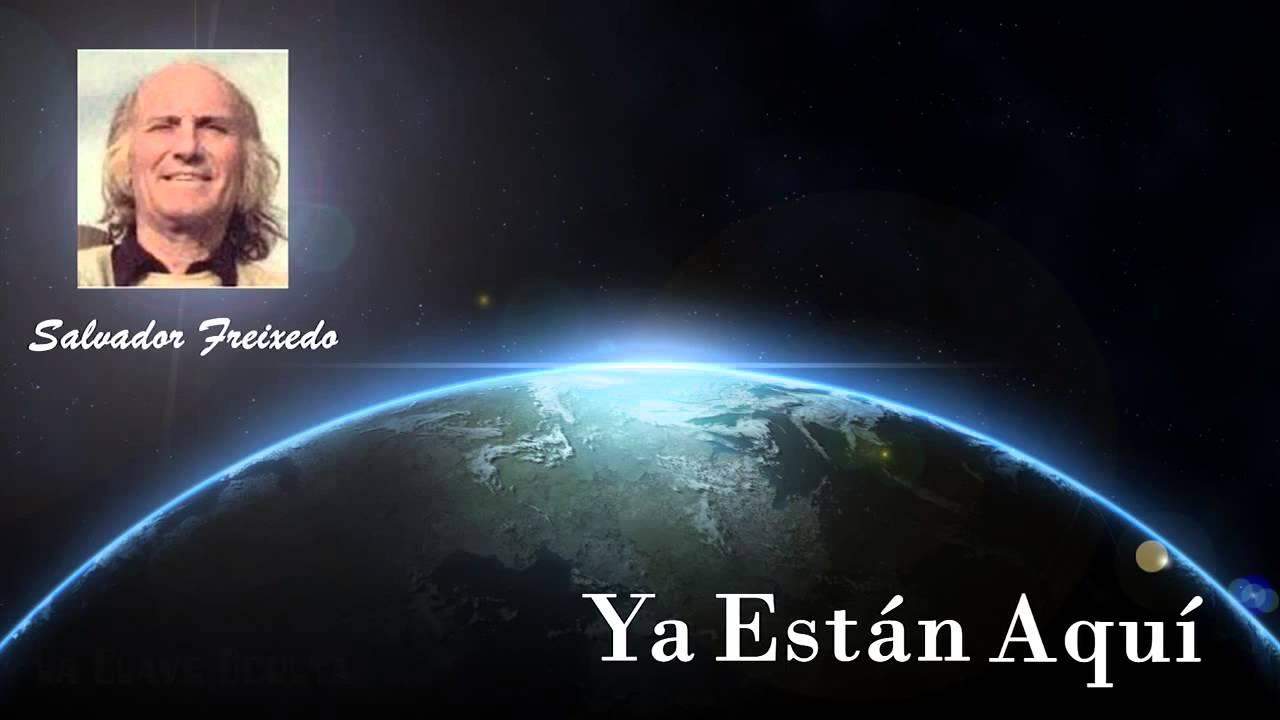 YA ESTAN AQUI- SALVADOR FREIXEDO - YouTube a28395159d789
