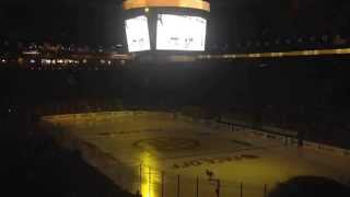 BRUINS GAME VLOG