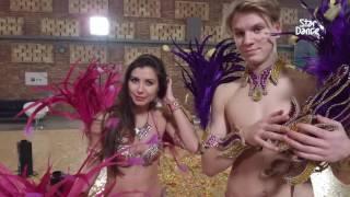 Vítěz StarDance Piškula tančil sambu s Danem Nekonečným! Podívejte se