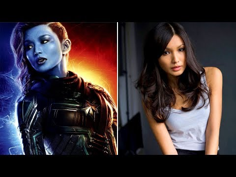 Captain Marvel Actors In Real Life | Real Name and Age