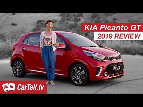 2019 Kia Picanto GT review | Australia