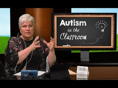 Autism In The Classroom- Why Behaviors Happen