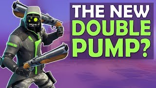 THE NEW DOUBLE PUMP | DOUBLE BARREL SHOTGUN - (Fortnite Battle Royale)