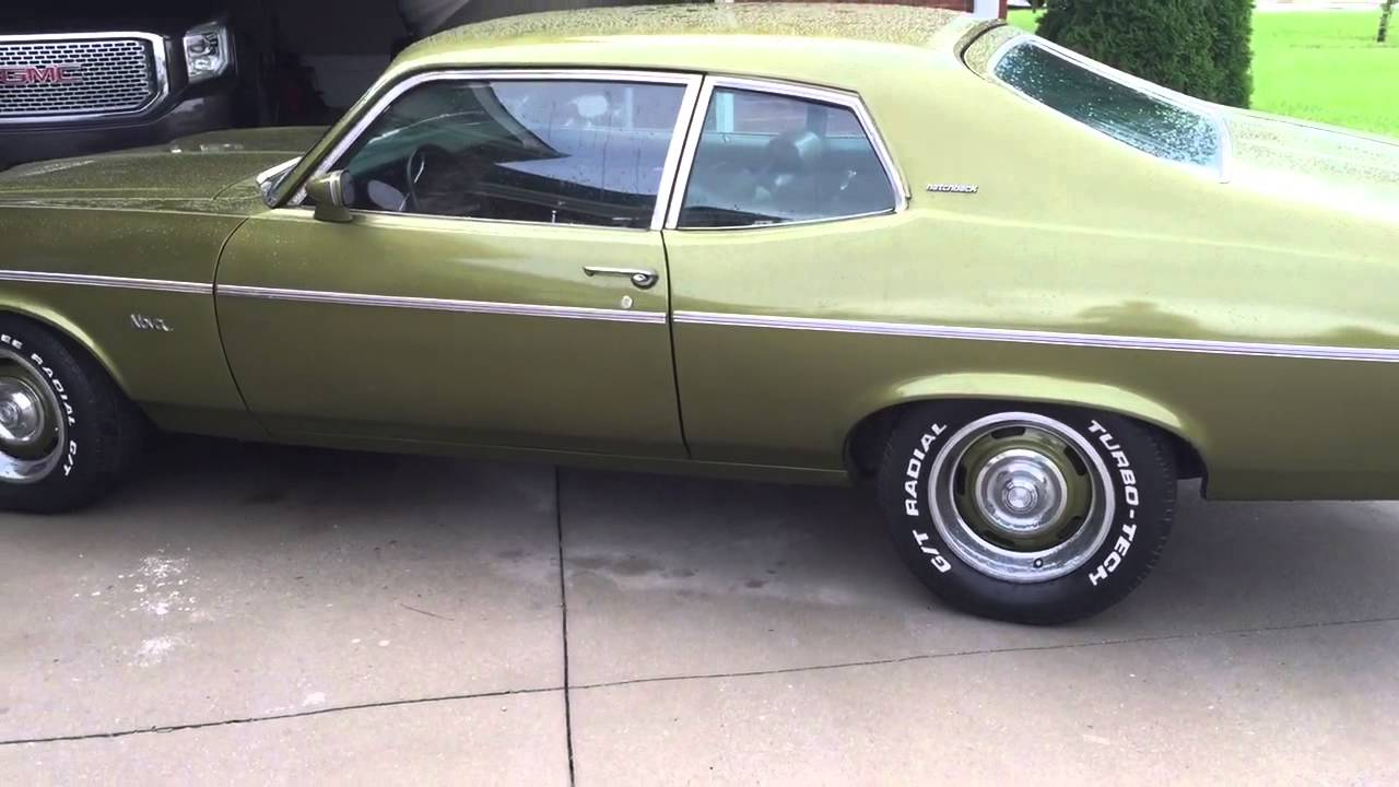 All Chevy 1973 chevy nova : 1973 Chevrolet Nova - YouTube