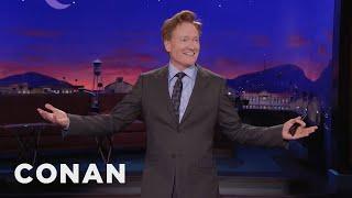 Conan On Trump's Community Service  - CONAN on TBS