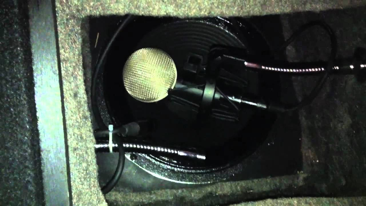 Rivera Silent Sister Isolation Cabinet - YouTube