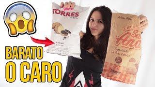 Patatas Fritas BARATAS vs CARAS (tiene CAVIAR)