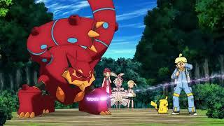 Pokemon Movie 19 Vietsub Volcanion - Magearna Siêu Máy Móc