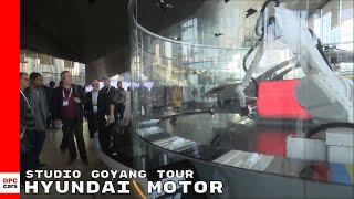 Hyundai Motor Studio Goyang Tour