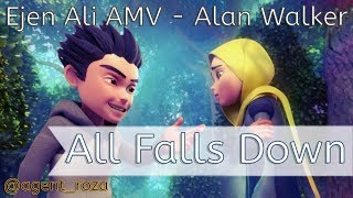 Ejen Ali AMV - Alan Walker - All Falls Down