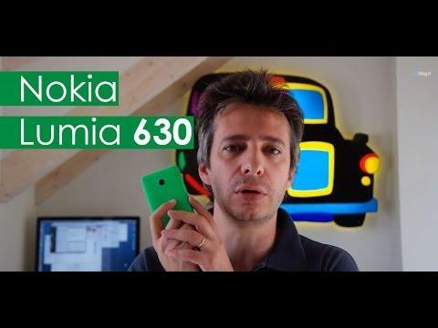 Nokia Lumia 630. La recensione di HDblog.it