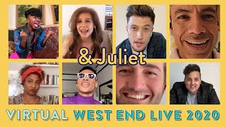 & Juliet's Virtual West End LIVE | Performances, Q&A and more - in collaboration with Sky VIP