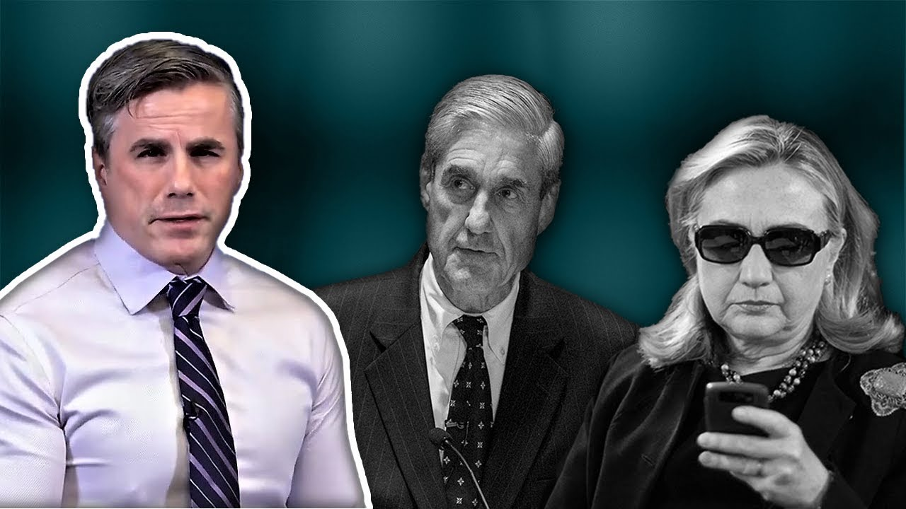 Judicial Watch Tom Fitton: Obama Admin. Covered-Up Clinton Email Scandal w/ Phony Trump/Russia Narra