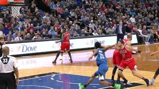 Top 5 NBA Plays Of The Night   02.12.17
