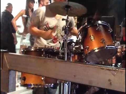 Silvano Del Gado @Supalova (Genova Summer Night 2012) [08.09.2012]