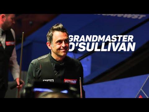 Grandmaster Ronnie O'Sullivan |  World Championship [R1]