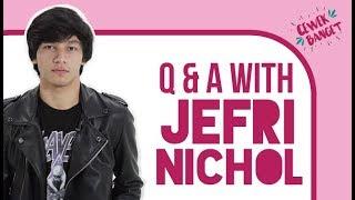 Video Q&A With Jefri Nichol. Ternyata Lebih Suka Liburan di Rumah! download MP3, 3GP, MP4, WEBM, AVI, FLV Januari 2018