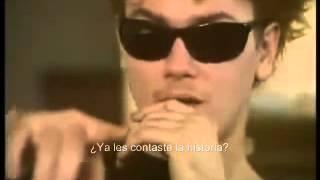Rara entrevista de River Phoenix my own private idaho  (subtitulado)