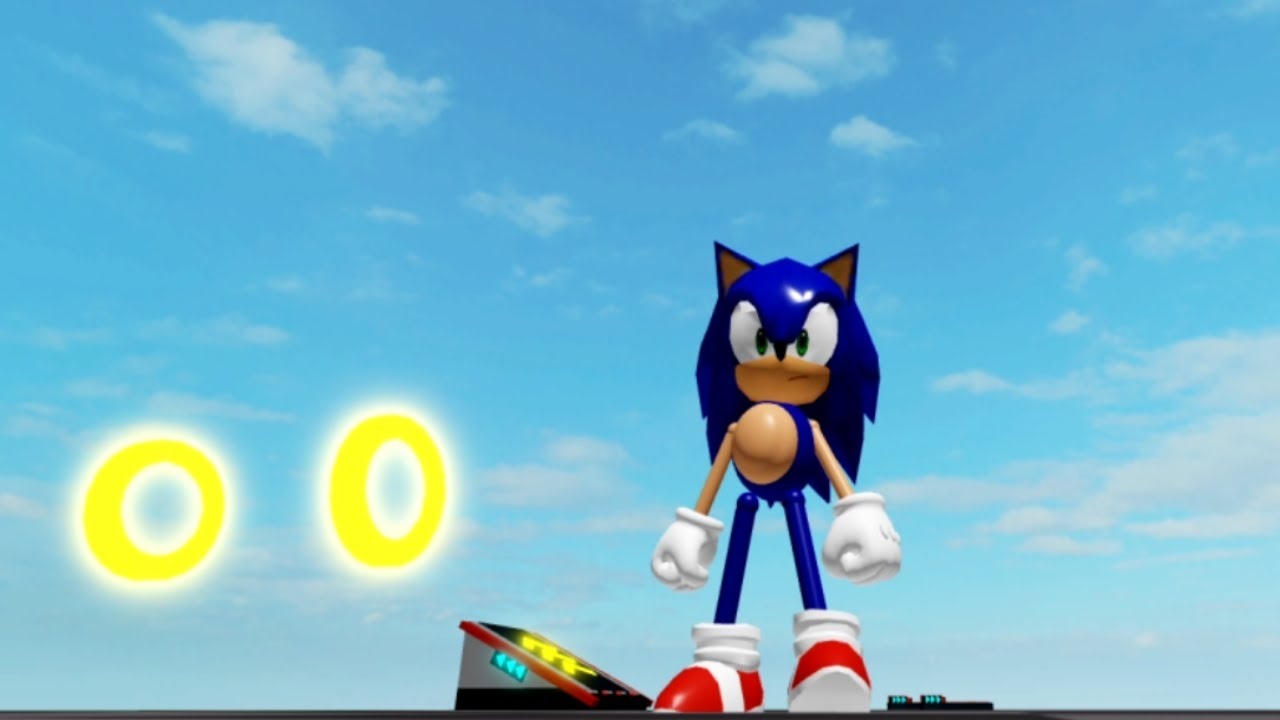 Series Remake Being Made Sonic Exe Takes Over Roblox Part 1 Sonic Adventure Alpha Roblox Youtube