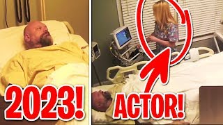 Drunk Driver Wakes up from a 10 year coma, only to realize it's all a hoax