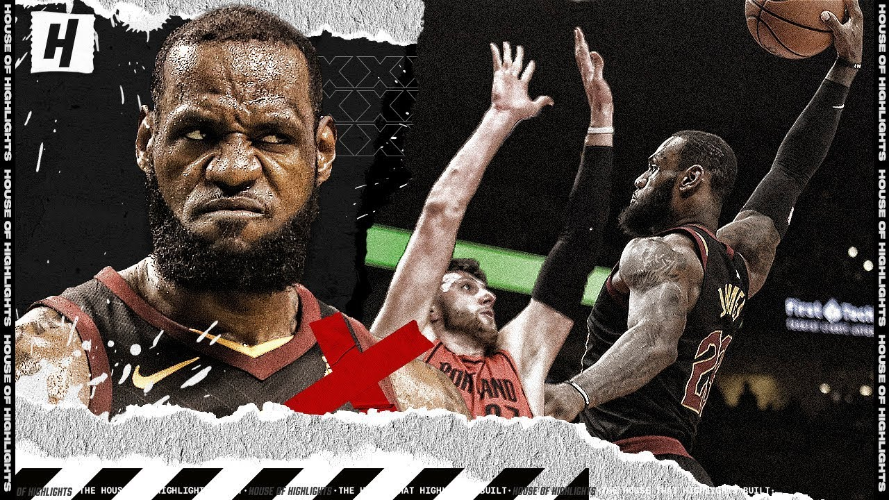 Download LeBron James One of the GREATEST SEASONS EVER! BEST Plays from 2017-18 NBA Season!