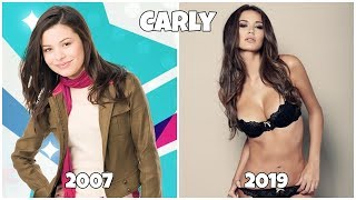 iCarly Before and After 2019