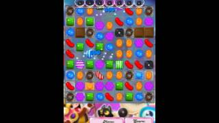 Candy Crush Saga Level 1411 Mobile Android