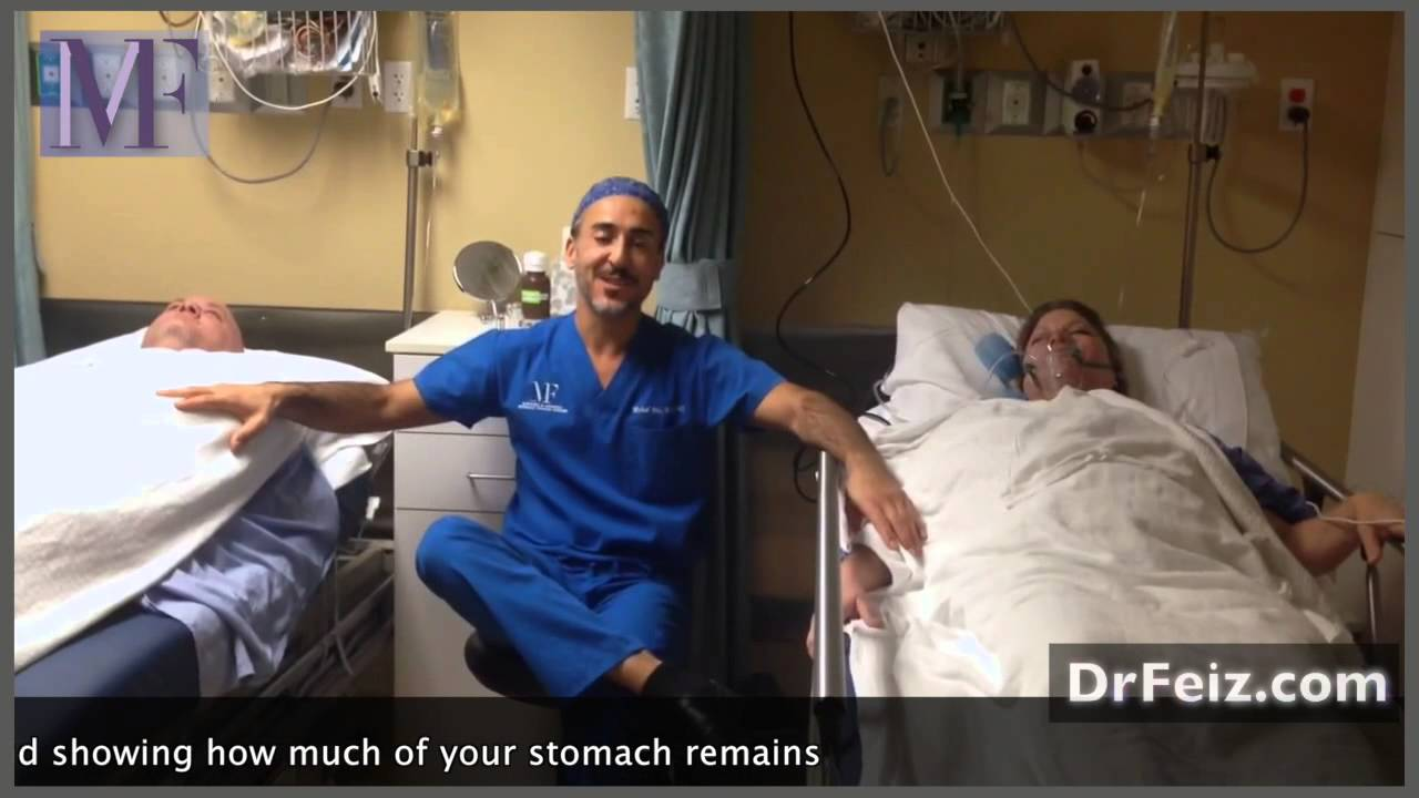 How Much Of Stomach Is Removed During Sleeve Gastrectomy Husband