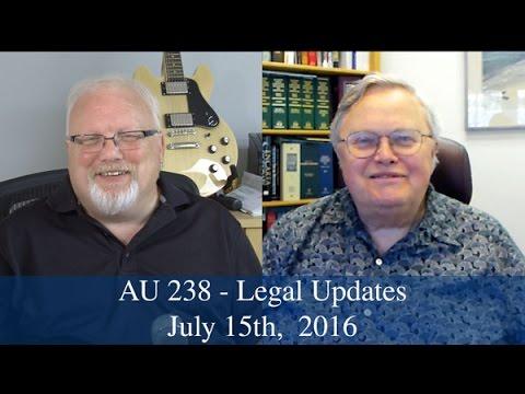 AU 238 - Anglican Legal Updates
