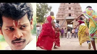 Rebel temple action promo fight by Prabhas chandu