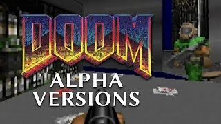 DOOM ⭐ Early Alpha Versions thumbnail