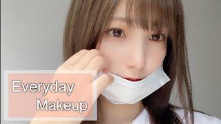 5分で分かる!かすの毎日メイク【everyday makeup】