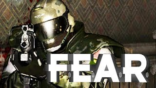 F.E.A.R. Gameplay PC - Elite Special Forces