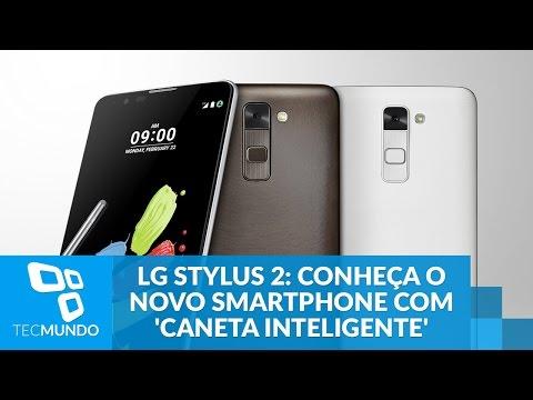 LG Stylus 2: Conheça O Novo Smartphone Com 'caneta Inteligente' Do Mercado
